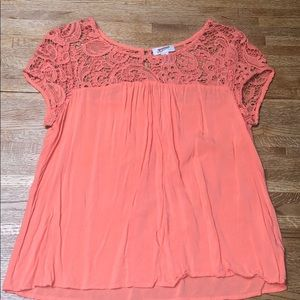 Arizona peach blouse